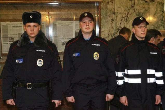погоны сотрудника полиции нового образца - фото 10