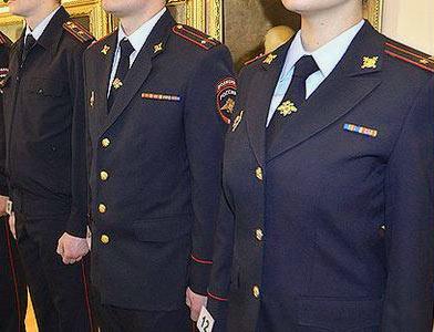 форма сотрудника полиции нового образца правила ношения фото - фото 8